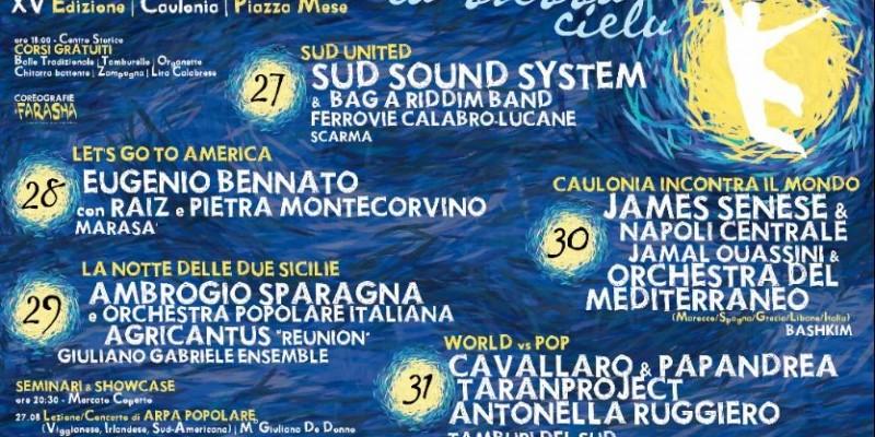 Kaulonia Tarantella Festival_manifesto 2013
