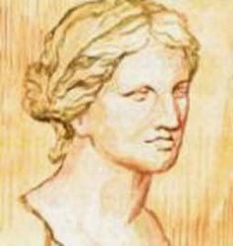 Theanó̱ la prima donna filosofa, operò a Crotone.